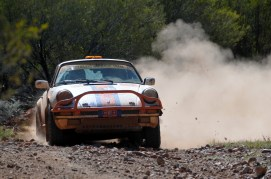 James Calvert-Jones and Ben Hardy, Porsche 911 Carrera