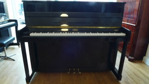 Klavier Ebel modern