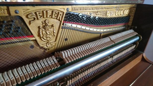 Klavier Mechanik Seiler
