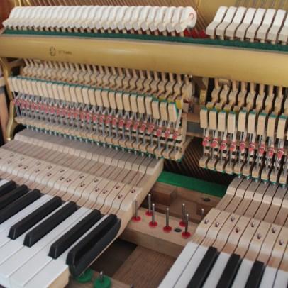 Klaviermechanik Blüthner