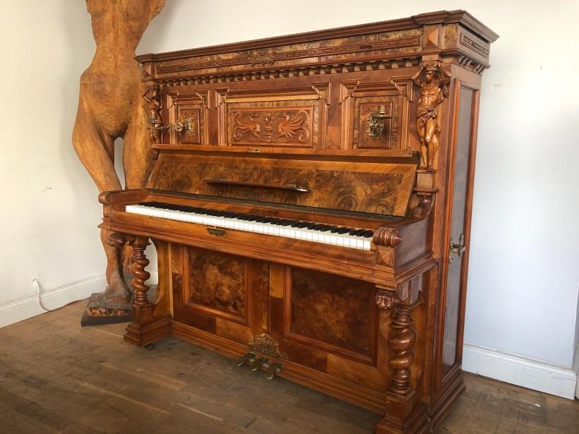 Klavier Niendorf Gründerzeit