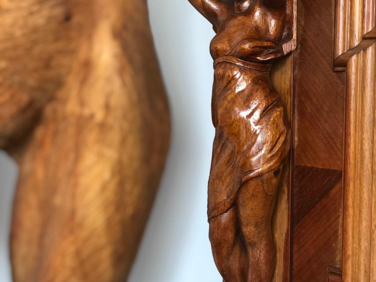 Figur weiblich Piano Niendorf
