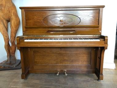 Klavier Schiedmayer, überholtes Klavier