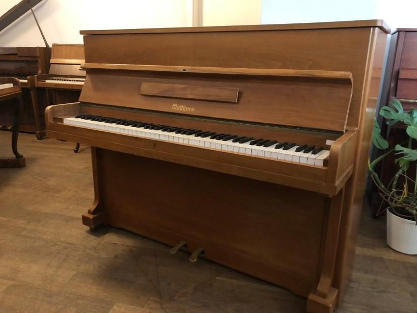 Klavier Mattheas