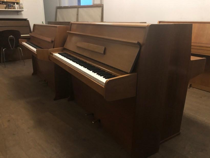 Klavier Schmidt Flohr