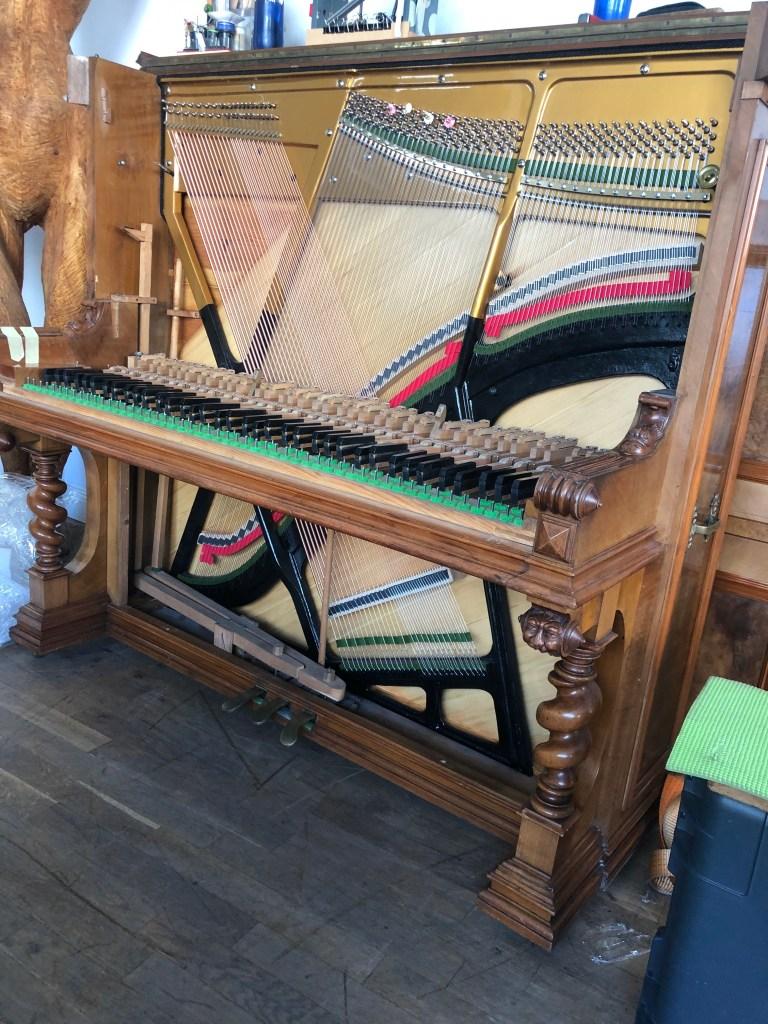 Klavier Niendorf Akustische Anlage