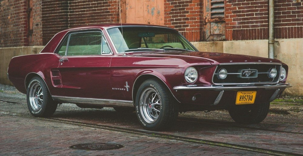 medium resolution of 1967 mustang gt coupe