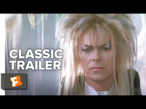 Labyrinth (1986) Official Trailer – David Bowie, Jennifer Connelly Movie HD