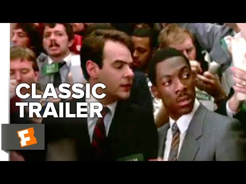 Trading Places (1983) Teaser Trailer #1 | Movieclips Classic Trailers