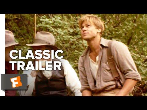A River Runs Through It (1992) Trailer #1   Movieclips Classic Trailers