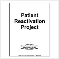 Patient Reactivation Project