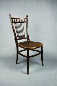 Spindle Back Kitchen Chair American Style - The Classic ...