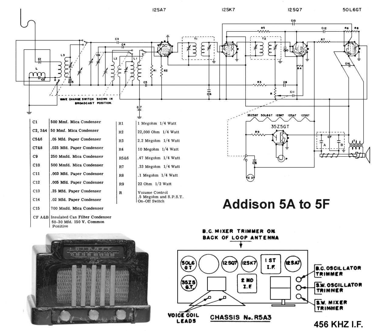 addison heat pump wiring diagram
