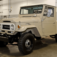 VIDEO: 1964 Toyota FJ-45