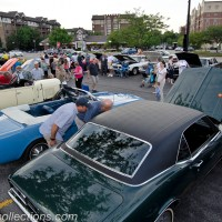CRUISE NIGHT: Mount Prospect, Illinois