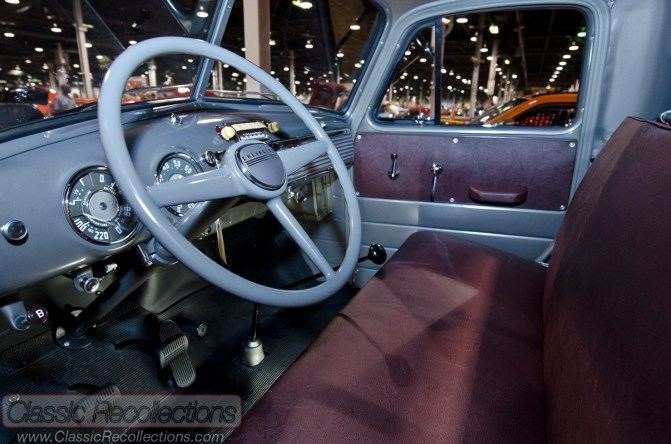 This 1952 Chevrolet 3600 pickup truck was found in a North Dakota farmfield.