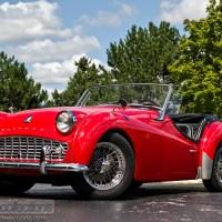FEATURE: 1960 Triumph TR3A