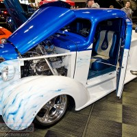 CRCSE SHOW: 1938 Chevrolet Custom Pickup