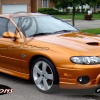 2006 Pontiac GTO - 'Jupiter Ascending'
