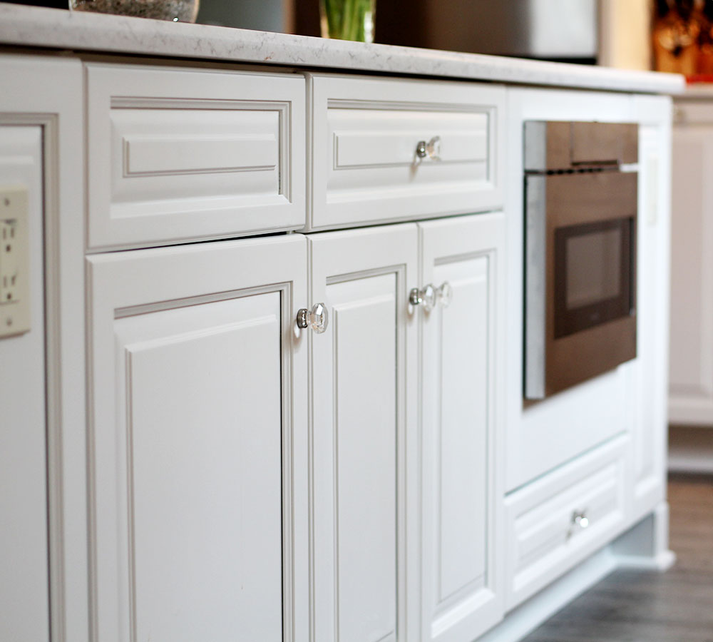 White Lacquer Cabinet  Home Design