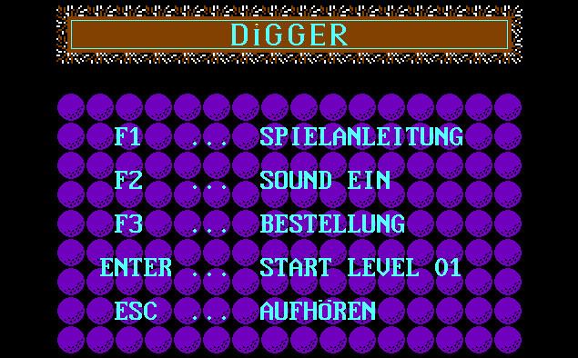 Digger 1992  ClassicReloadcom