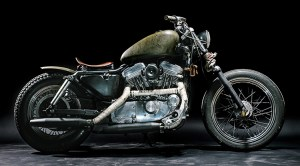 The Witch  1997 883 Harley Davidson