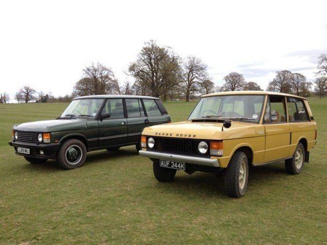 Range Rovers (1)