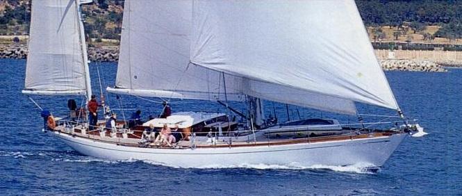 Sparkman Amp Stephens Amazon Classic Sailboats