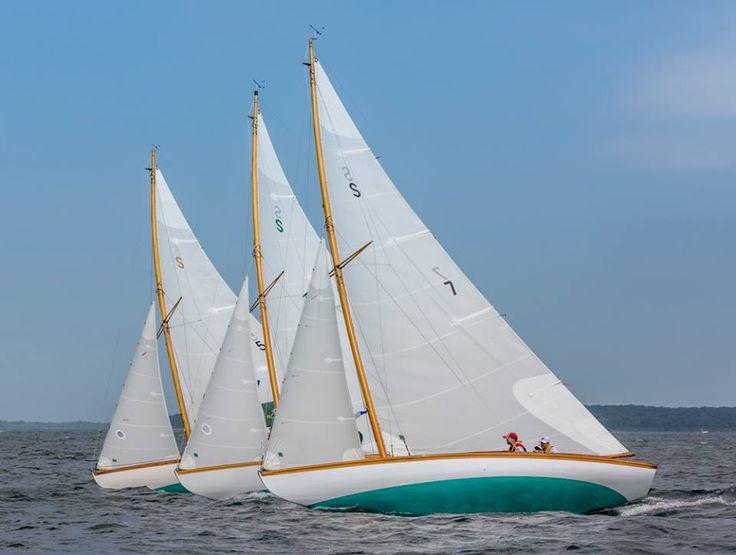 2015 Herreshoff Classic Regatta Saturday Sunday Results Classic Sailboats