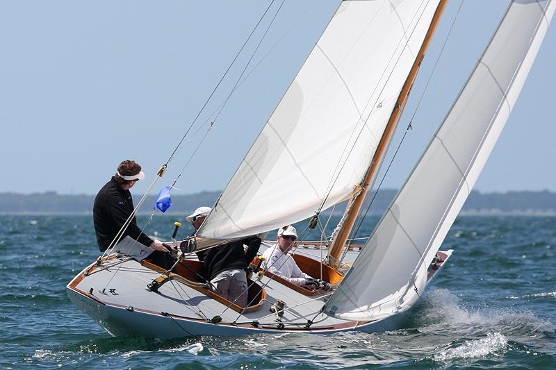 Clinton Crane LUCIE Classic Sailboats