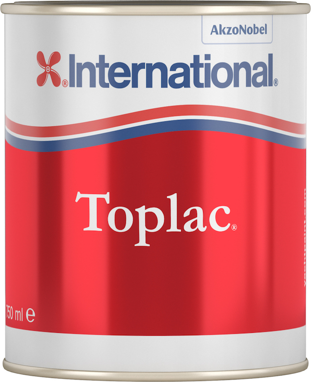 Two new colours for International Toplac – Classic Sailor