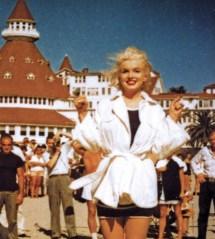 Marilyn Monroe Hotel Del - Classic San Diego
