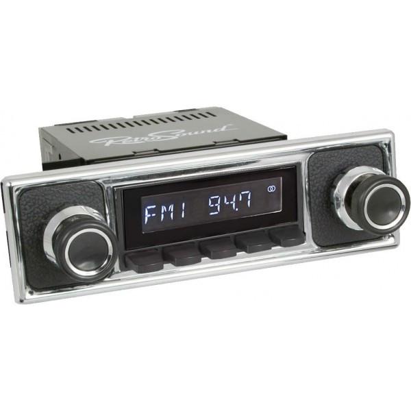 Radio RetroSound SD Black Pebble (DAB)