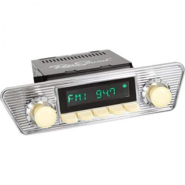 Radio RetroSound SD Ivory Karmann Ghia (DAB)