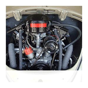 Silnik i skrzynia