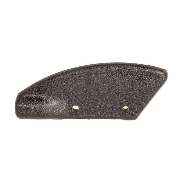 155871414 Zaślepka Dachu Prawa Motylek (Czarna) VW Golf 1 Cabrio