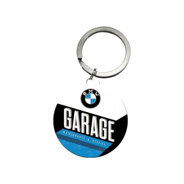"""Breloczek Do Kluczy """"Garage"""" BMW"""