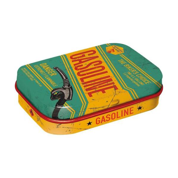 "Pastylki Miętowe (Mint Box) ""Gasoline"""