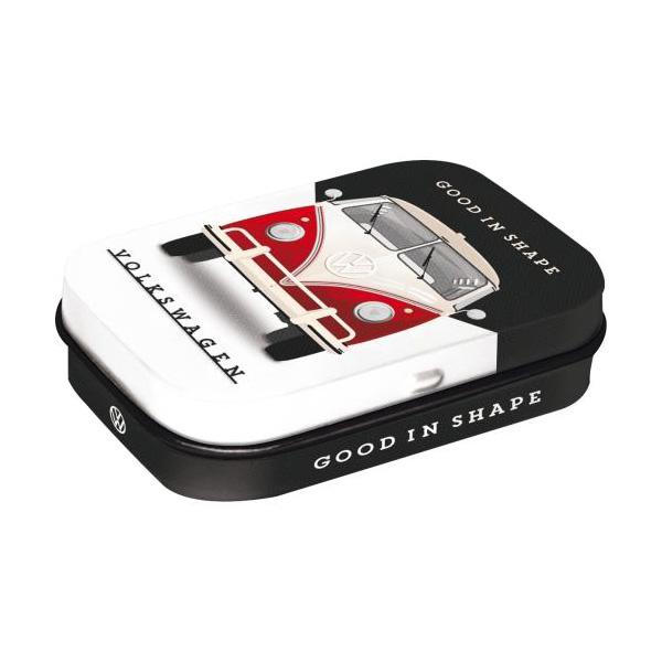 "Pastylki Miętowe (Mint Box) ""Good In Shape"" VW"