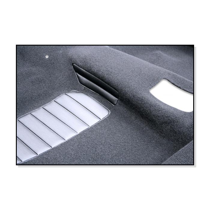 Wykładzina Dywan Podłogi (Szary) VW Golf 1, Jetta 1