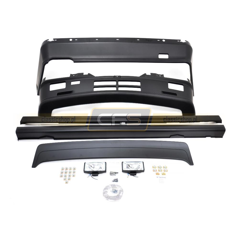 Zestaw Body Kit (Plastik) M-Tech1 BMW E30