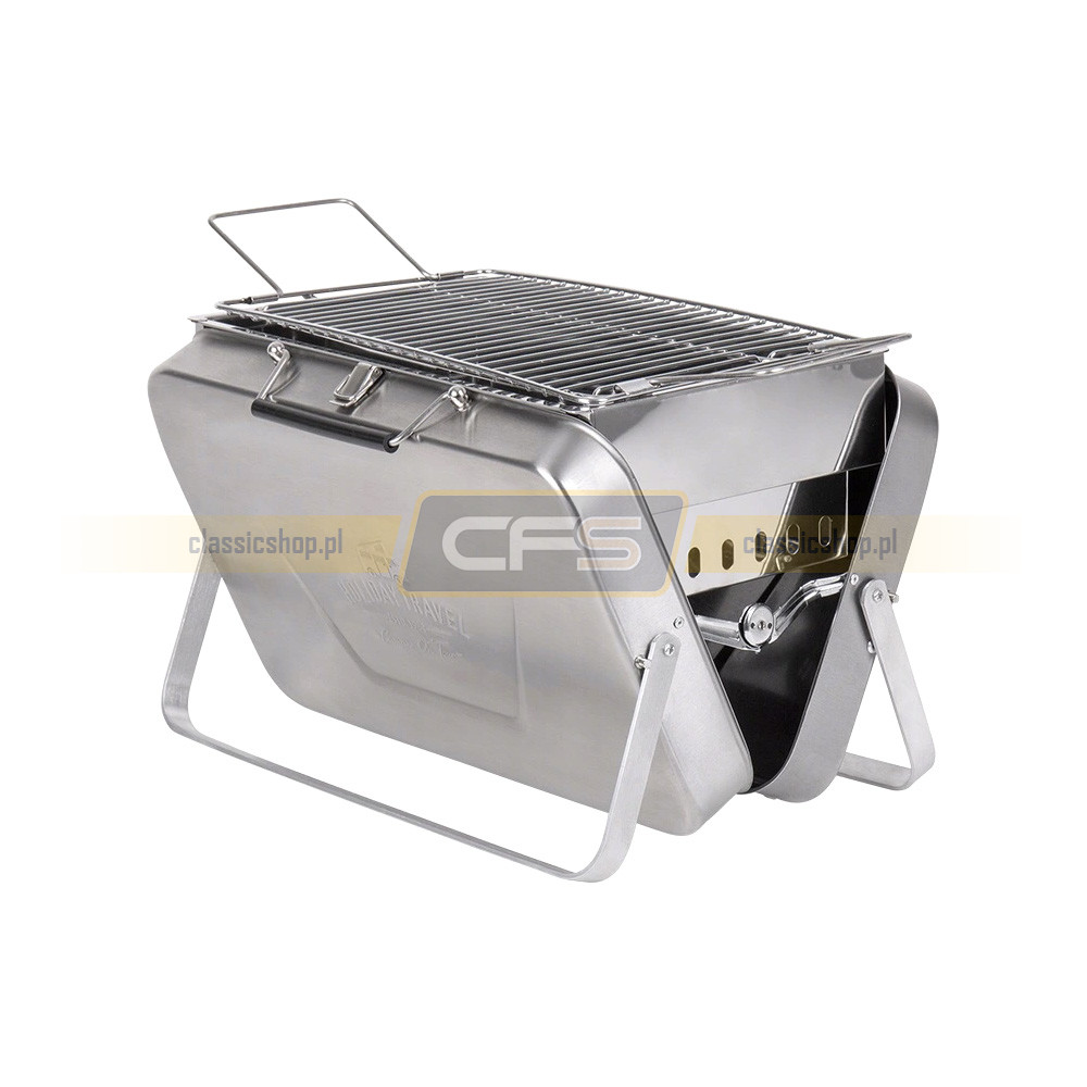 Podręczny Zestaw BBQ Grill (Stal Nierdzewna) VW Bus T1/T2/T3