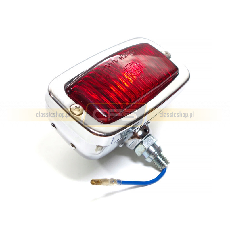 Lampa Stop Chrom Hella VW Bus T2, Garbus