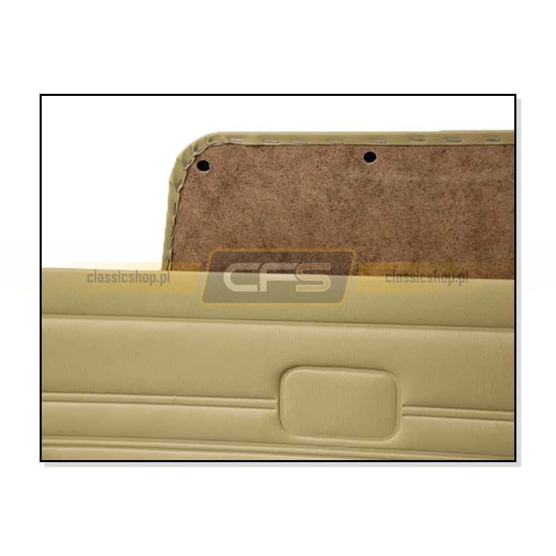 Tapicerki Drzwi Przód (Beżowe) VW Bus T3