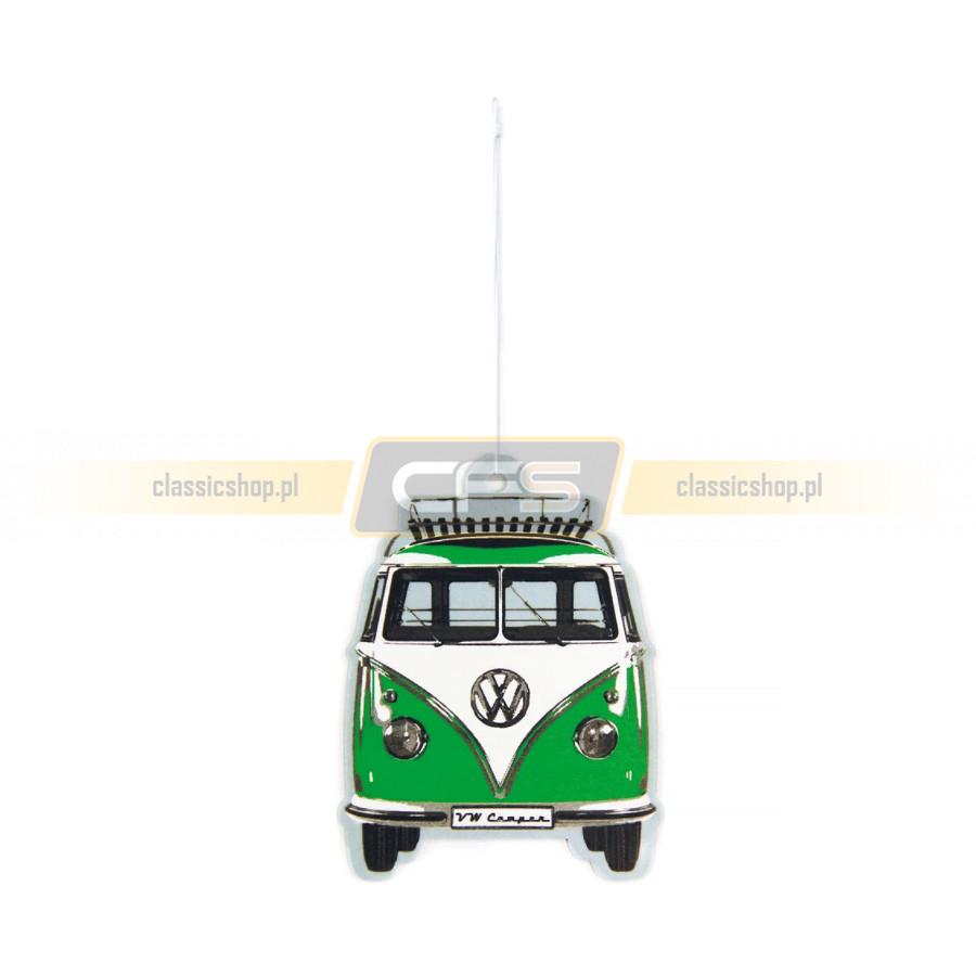 """Odświeżacz Powietrza """"Zielone Jabłko"""" VW Bus T1"""