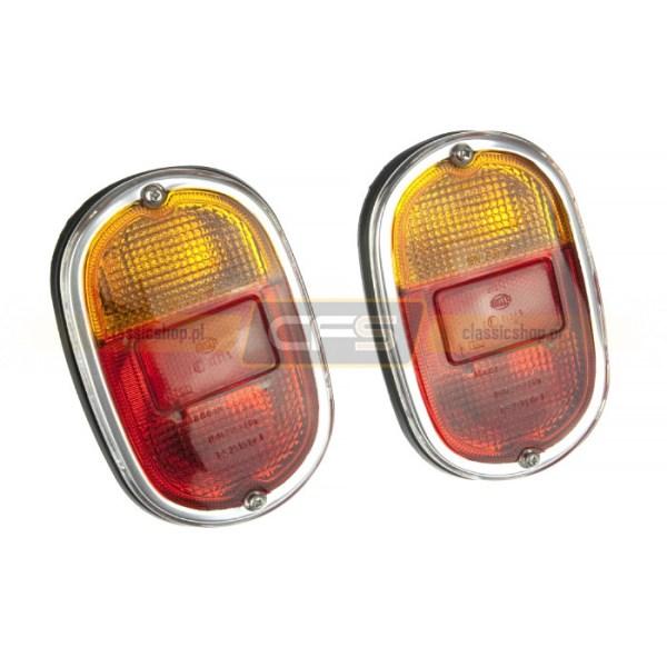 Lampy Tył Para (Hella) VW Bus T1/T2