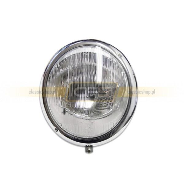 Lampa Reflektor Leżący (Hella) VW Garbus (61-67), Porsche 356