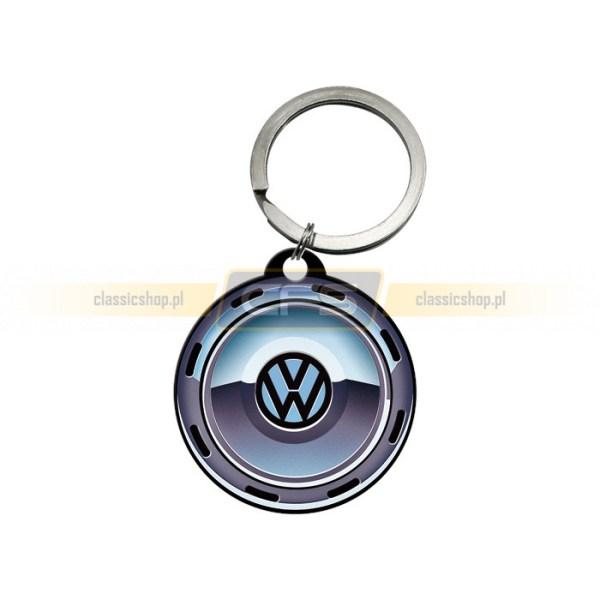 """Breloczek Do Kluczy """"VW Wheel"""" VW"""