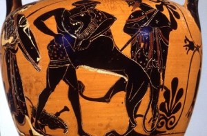 The First Labour of Herakles