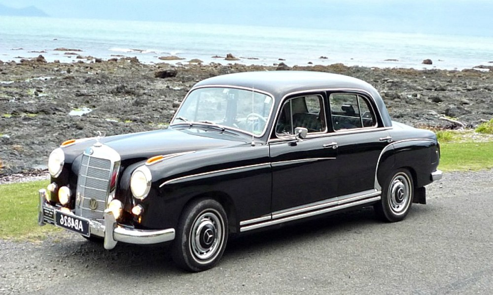 medium resolution of the 1950 s mercedes benz pontons were mercedes benz s first totally ne mercedes for blog 2